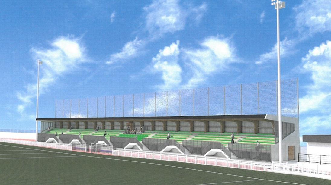 grand stade - rugby lézignan corbières