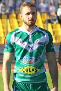 Dorian Gouzy - rugby lézignan corbières