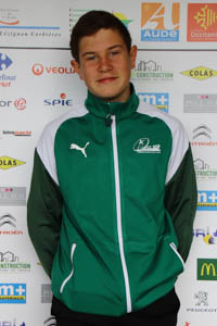 BERTRAND Ryan - rugby lézignan corbière